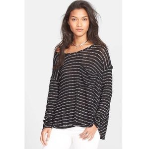 NWT Free People Angel Island Sweater